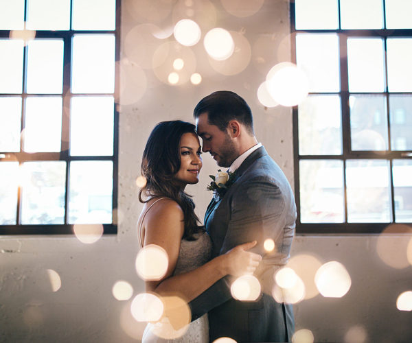 Portland Industrial Wedding